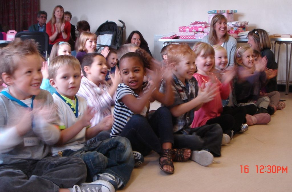 Kids party shows