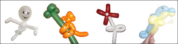 balloon models
